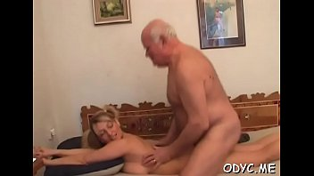 young dick abby chick2 old Unaware wife as he gets handjob