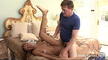 sex wide belt in a Blowjob brother black10