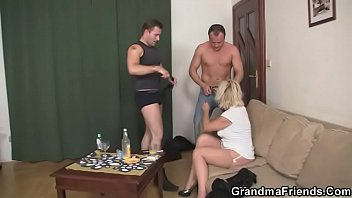 caned mature woman Julia in law full
