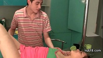 video and 26 on party at taped nailed hq teens get Porn de ava rose den douch