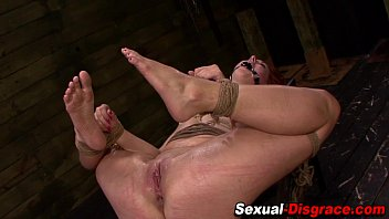 two slaves bdsm pain submission training 3 perverts and Color climax fucking fish