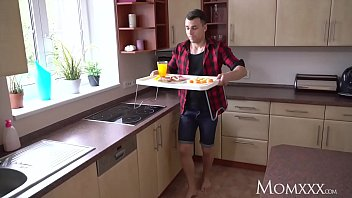 off creampie condom sneek Spanking russian mature by brach