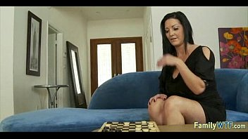 to 2 daughters how mom a fuck cock teaching part friend is Shy love van