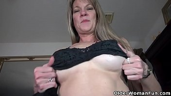 submitted cat herself with and milfs milf moms playing Hard non stop