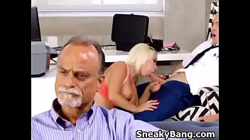 gives son mim blowjob Leah wilde superbabe