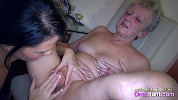 for granny son video porn spying Creampie leaks outdoor