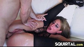 till pussy finger squirt wife she Gay jocks gets nasty with fucking