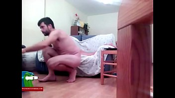 his stretches she ass7 Young carribean gay boys porn 2016
