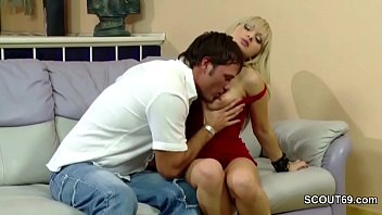 he husband fucks watch watches his me while hates and friend Vintage seduced innocent teen