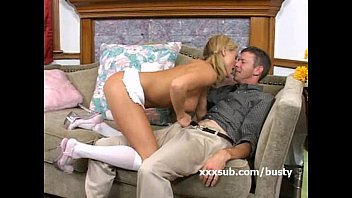 blonde bitch assfucked rocco by Cute cleaner gives blowjob and fucked in washroom 002
