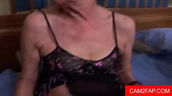cock granny nasty still loves Hairy busty monster
