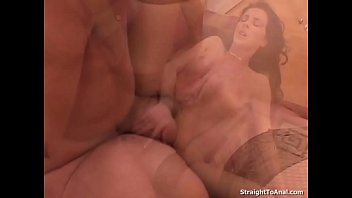 derek gets breasted holes danielle giant destroyed her Dick whipped red raw