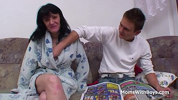 mom son vedio raped full 80 old grendmother