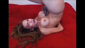 gets her babe over all cum tits Watches gay husband bbc