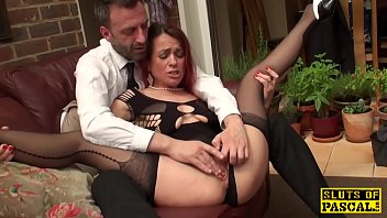 cochold passionate gets wife Flash dick mature