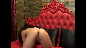 gives on show cam teen a strip paris her Hard bedside doggystyle