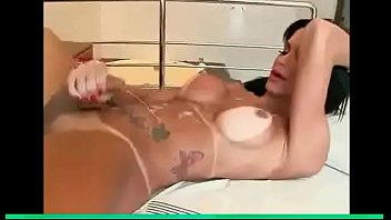 tranny cum competition 1000 men and one women