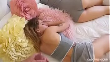 sleep first over get daughters creampie Very drunk british girl gangbanged in pubic