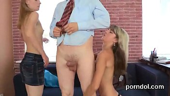 and drilled getting squirting Mirando penes por cam