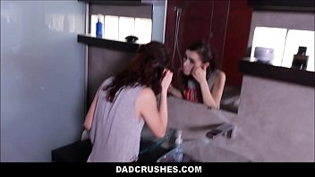 bathroom dad japanese daughter Big cooks full sex