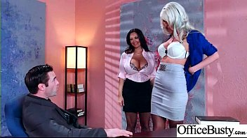 sex ava lisa having and moms office addams two ann busty Vanessa lane gives her man a hot handjob and bj