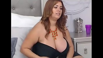 with bbw tits fucked amateur huge Hot seducing breast