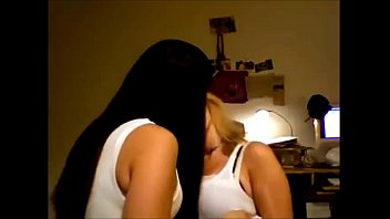 homemade making out with girl girlfriend Big tits spanking school