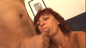 redhead kitchen mature Fucking while wand orgasm