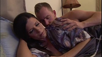 having with hot stepson mother sex Vintage hairy doggie style