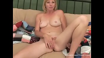 milf boy takes Hot blonde fucked on camera to pay her rent