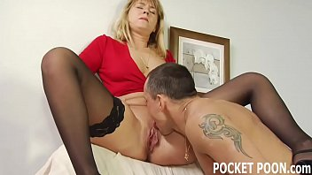 can whole the down cock swallow Wife rides two to creampie