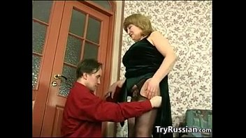 pussy her mature my wants russian cum mom me in to Interracial on pool table