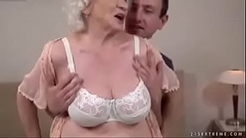 thru in see granny Husband watches mature wife being fucked