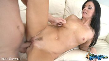 milf juicy films hot devils Nasty spanish mature banged hard by a younger man