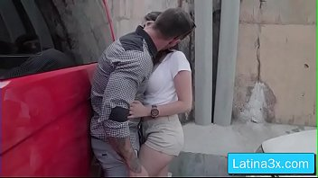 schoolgirl brazilian outdoors Mel vogue gangbang
