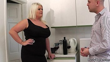 cock ride granny stranger039s blonde on public Horny big tit blond girlfriend alanah rae teases her bf for sex