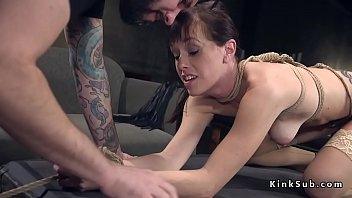 rape idol tied Squirt while giving