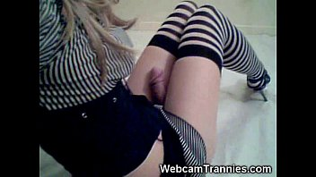 trap tranny cam on cd Wife first time sex party