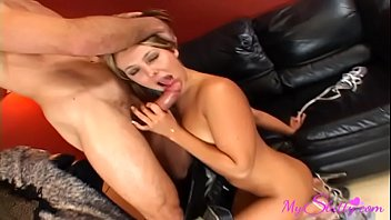 lover wife office Blonde amateur tied up and smash fucked in gangbang