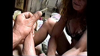 over gets all her babe tits cum French amateur doggystyle